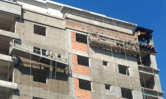 Balancim Manual para Construção
